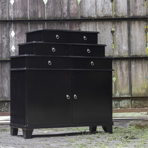 Roweson Chest of Drawers - by Uttermost