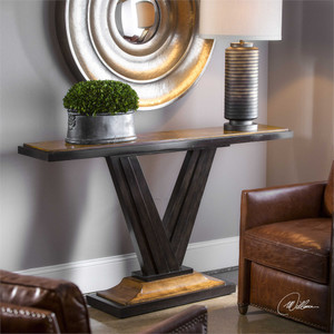 Olani Console Table - by Uttermost