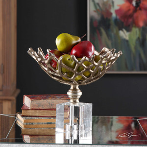 Tiana Bowl by Uttermost