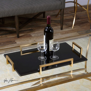 Ettore Tray by Uttermost