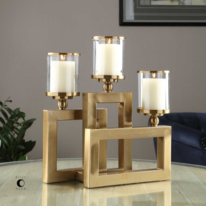 Niccolo Candelabra by Uttermost