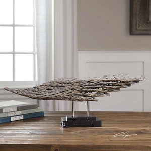 Cholla Wood Sculpture by Uttermost