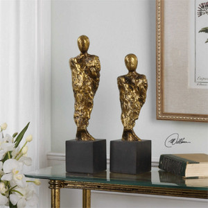 Ruggiero Sculpture Set/2 by Uttermost