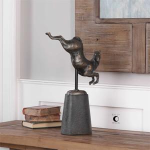 Boris Figurine - by Uttermost