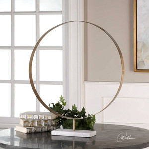 Gabby Ring Sculpture by Uttermost