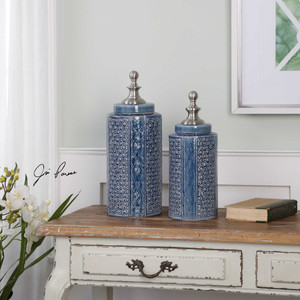 Pero Urns S/2 by Uttermost