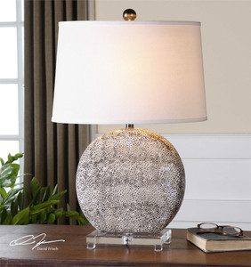 Albinus Table Lamp - by Uttermost