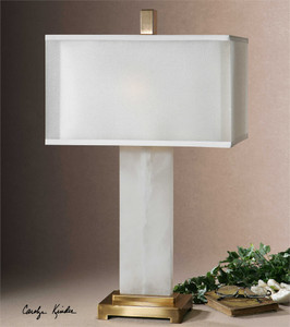 Athanas Table Lamp - by Uttermost