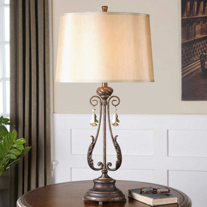 Cassia Table Lamp by Uttermost