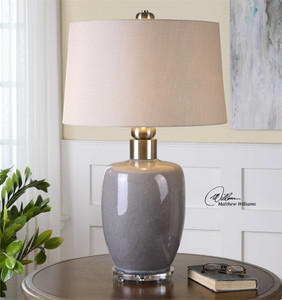 Ovidius Table Lamp - by Uttermost