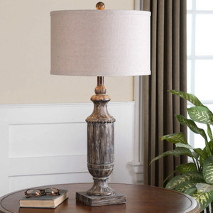 Agliano Table Lamp by Uttermost