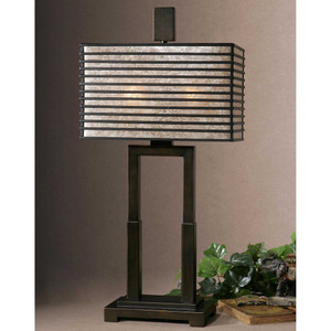 Becton Table Lamp by Uttermost