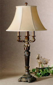 Petersen Table Lamp by Uttermost