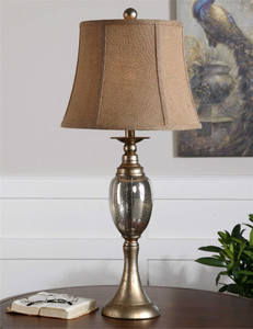 Barcelos Table Lamp 2 Per Box - by Uttermost