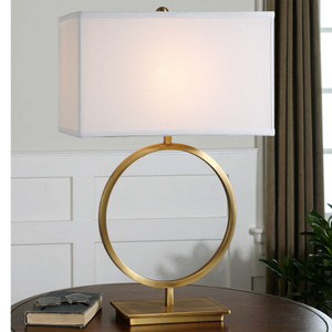 Duara Table Lamp by Uttermost