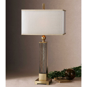 Caecilia Table Lamp by Uttermost