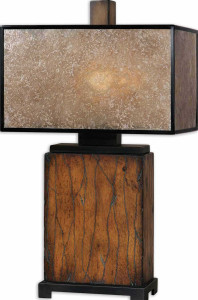 Sitka Table Lamp by Uttermost