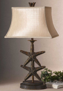 Starfish Table Lamp by Uttermost