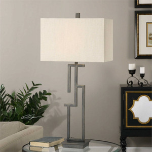 Demer Table Lamp by Uttermost