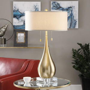 Lagrima Table Lamp by Uttermost