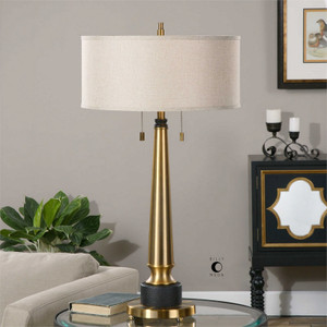 Monroe Table Lamp by Uttermost