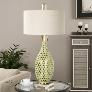 Chamoru Table Lamp - by Uttermost