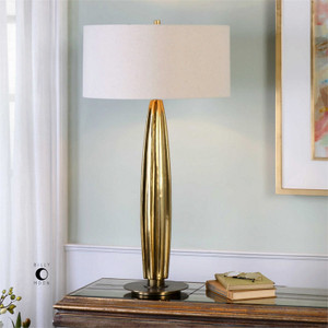 Bremner Table Lamp by Uttermost