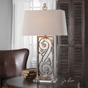 Catania Table Lamp by Uttermost