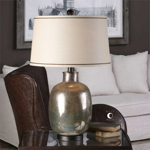 Kalamaria Table Lamp by Uttermost