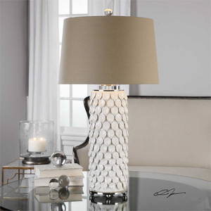 Calla Lillies Table Lamp - by Uttermost