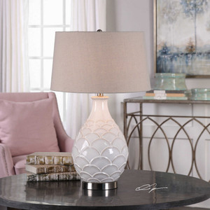 Camellia Table Lamp by Uttermost