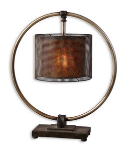 Dalou Table Lamp by Uttermost