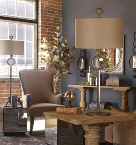 Ferro Table Lamp by Uttermost