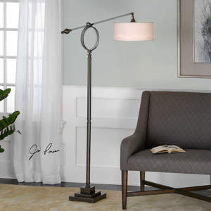 Levisa Floor Lamp by Uttermost