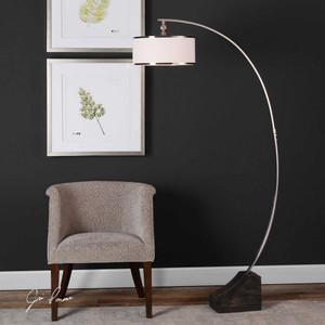 Kelcher Floor Lamp by Uttermost