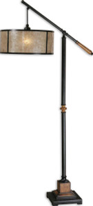 Sitka Floor Lamp by Uttermost