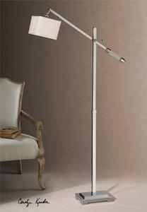 Waldron Floor Lamp - by Uttermost
