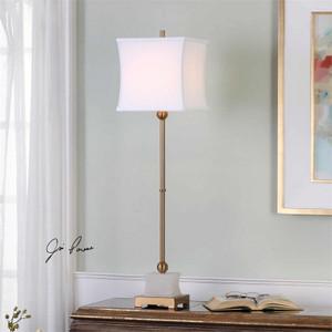 Liano Buffet Lamp by Uttermost