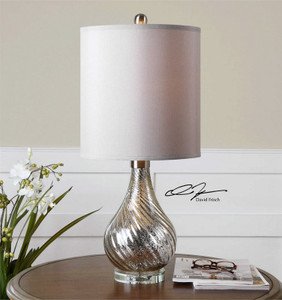Girona Buffet Lamp by Uttermost