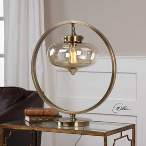 Namura Accent Lamp by Uttermost
