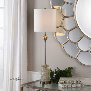 Flaviana Buffet Lamp by Uttermost