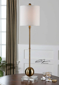 Laton Buffet Lamp by Uttermost