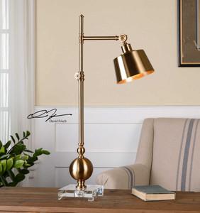 Laton Task Lamp by Uttermost