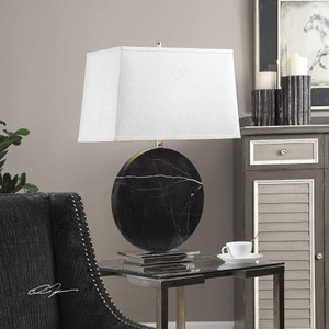 Shelon Table Lamp by Uttermost