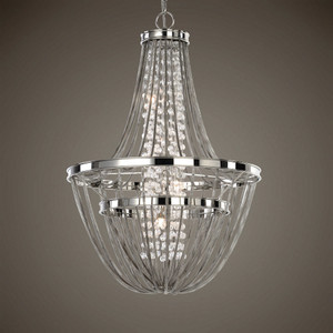 Couler 4 Lt. Chandelier by Uttermost