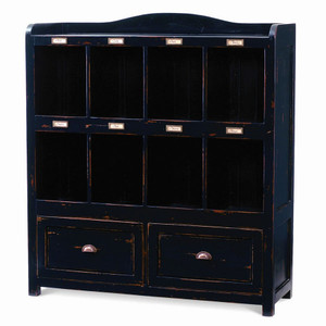 Hancock Storage Cabinet Wide - Size: 144H x 127W x 41D (cm)