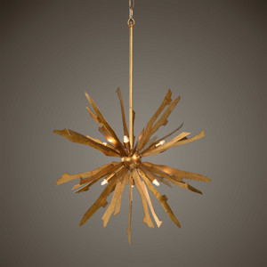 Starburst 6Lt. pendant by Uttermost