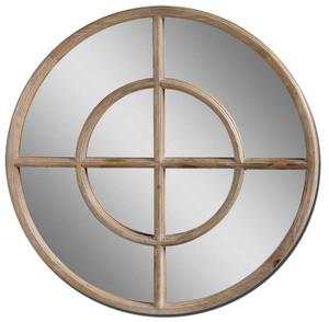 Eliseo Round Mirror by Uttermost