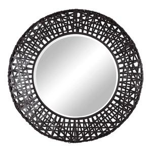 Alita Round Mirror by Uttermost