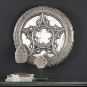 Marwin Mirrored Wall Decor by Uttermost